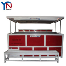 Newly automatic food container making machine