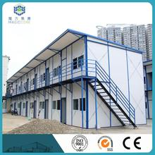 china gold supplier insulated wall panel camping cabins mobile low cost labor camp