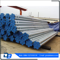 Wholesale China Factory Green House Round Galvanized Pipe Tube