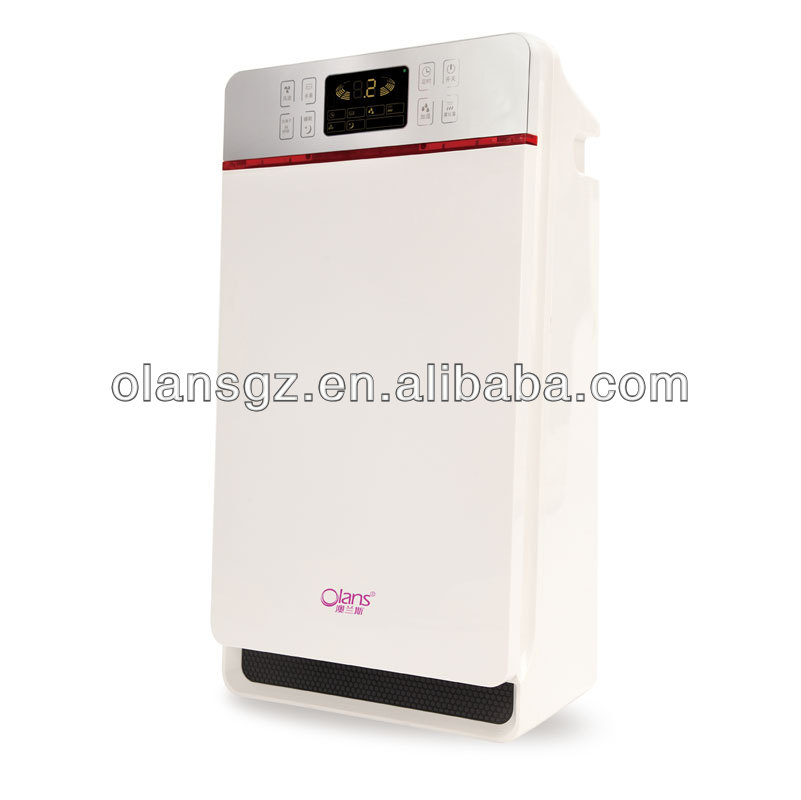 Olans air purifier with ESP for grease purification and oil collecting,hepa filter air purifier olans