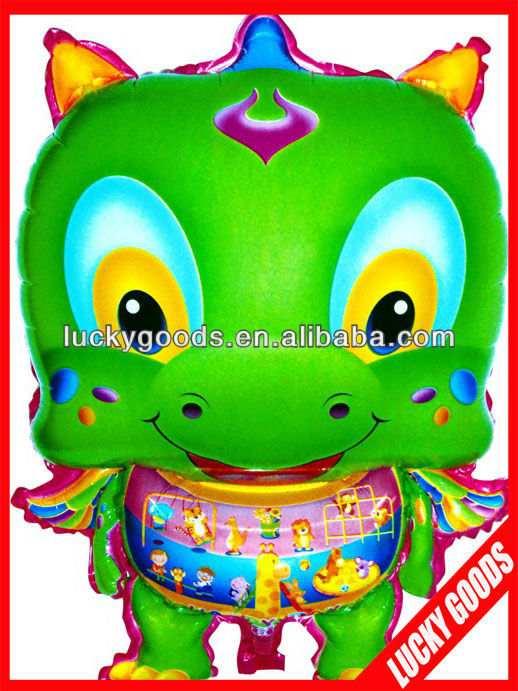 chinese new year dragon helium balloon for sale