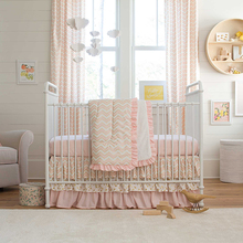 Wholesale Warm Printed Baby Bedding For Girls