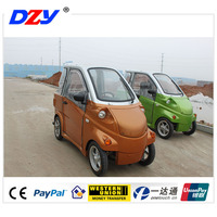 2 seat electric city small cars