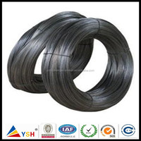 High Quality Soft Black Annealed Iron Wire For Nails Making(China Manufacturer)