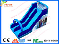 Ultar best ice world frozen customized en14960 inflatable slide castle