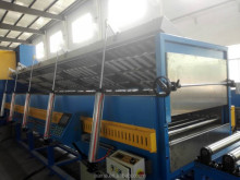 Infrared curing tunnel, Rubber vulcanization oven