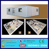 china cheap pefabricated flat pack 40ft folding container house