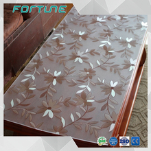 soft super clear table cloth film pvc table cloth in rolls