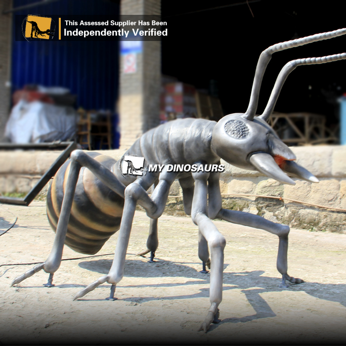 My-Dino M18-7 lifelike movable ant giant insect model