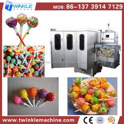 Cheap And High Quality High Speed Single Twist Lollipop Wrapping Machine
