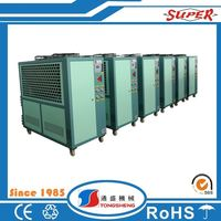 Factory supply air cooling cold room chiller