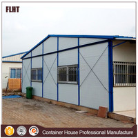 high quality 2 bedroom prefabricated modular houses /Prefabricated Homes for accomodation house