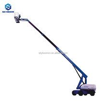 22.5m Hydraulic raising platform Small boom lifts