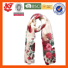 Wholesale Newest 100% Polyester Fashion Scarf Hijab for Promotion