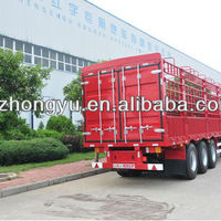 30 50tons Container Transport Semitrailer 40feet