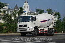 dongfeng 6*4 cement silos truck for sale