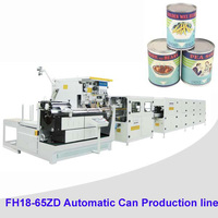 Original Manufacturer Automatic Can Making Machine Line Pet Food Tinplate Can Welder Equipment