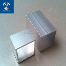 DIN 1.4439 1.4439 1.4434 1.4541 1.4652 1.4852 cold drawn stainless steel square pipe/tube