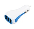 12v ac dc car charger 5v 4.5a 3 port usb car charger for smart phones