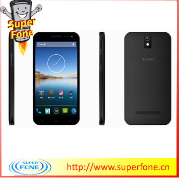 Hot zopo zp998 android 4.2 os dual sim 5.5 inch FHD touch screen phones