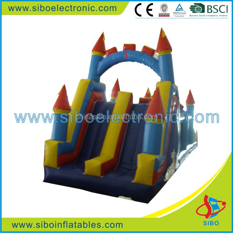 GMIF5414 castle beds for kids children jumping house inflatable boat