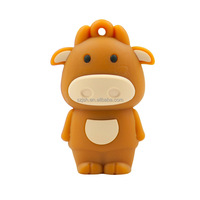 2016 High-speed Cattle shape usb flash drive 32gb For Promotion Giveway