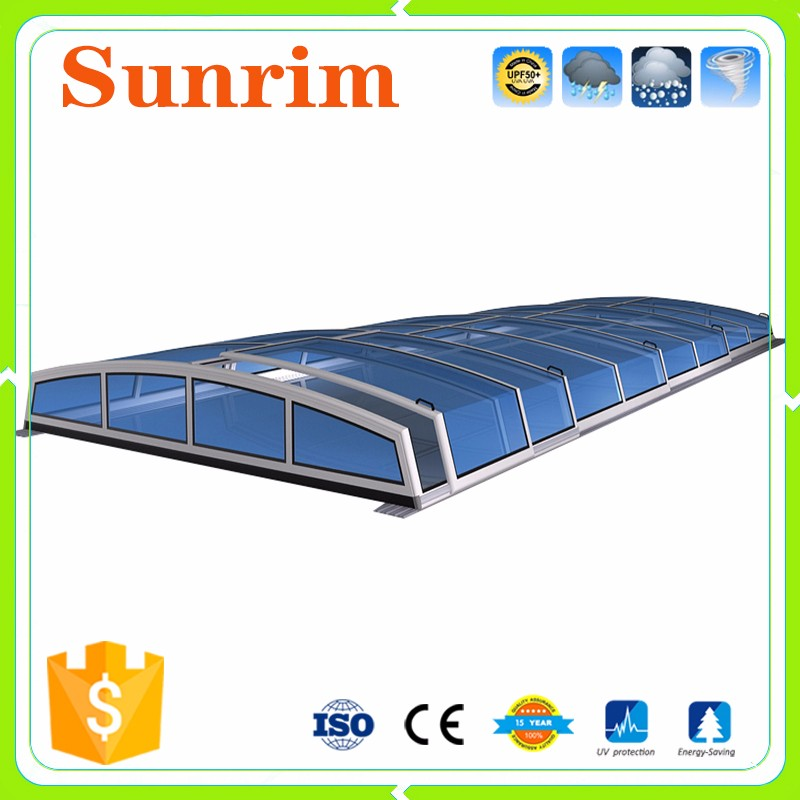 safety low line aluminum swimming pool covers for winter