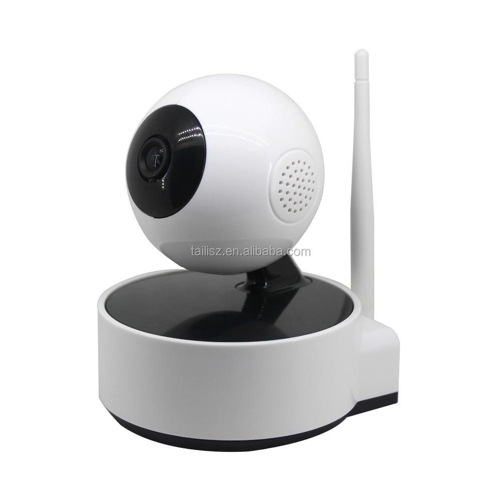 Wireless Pan Tilt 1080P Security Network IP Camera Night Vision WIFI Webcam