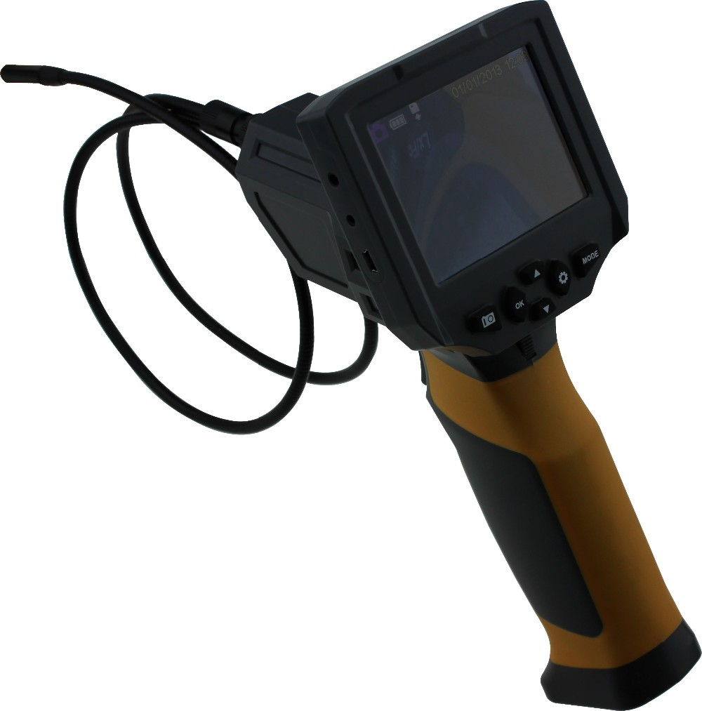 2017 newest model china supplierPortable industry video borescope/flexible video borescope / portable endoscope Discount Free In