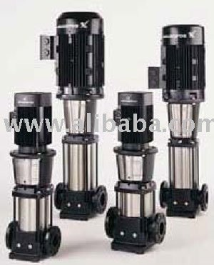multistage vertical pumps