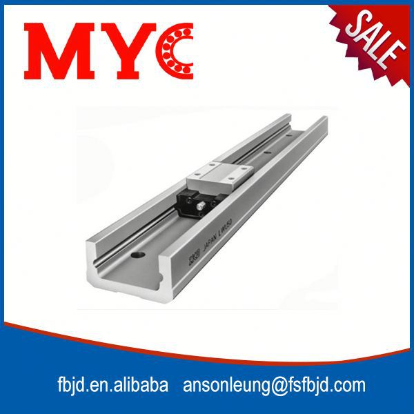 China hot sale round / cylindrical linear rail