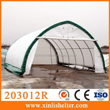 Movable Galvanised Agricultural Awning