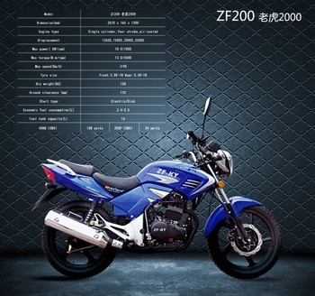200cc cheap motorcycle for sale ZF200