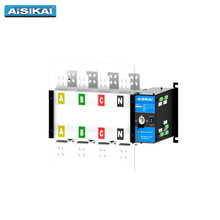 1250A Aisikai 4 Poles ATS Automatic Transfer Switch CCC/CE for diesel generator /genset