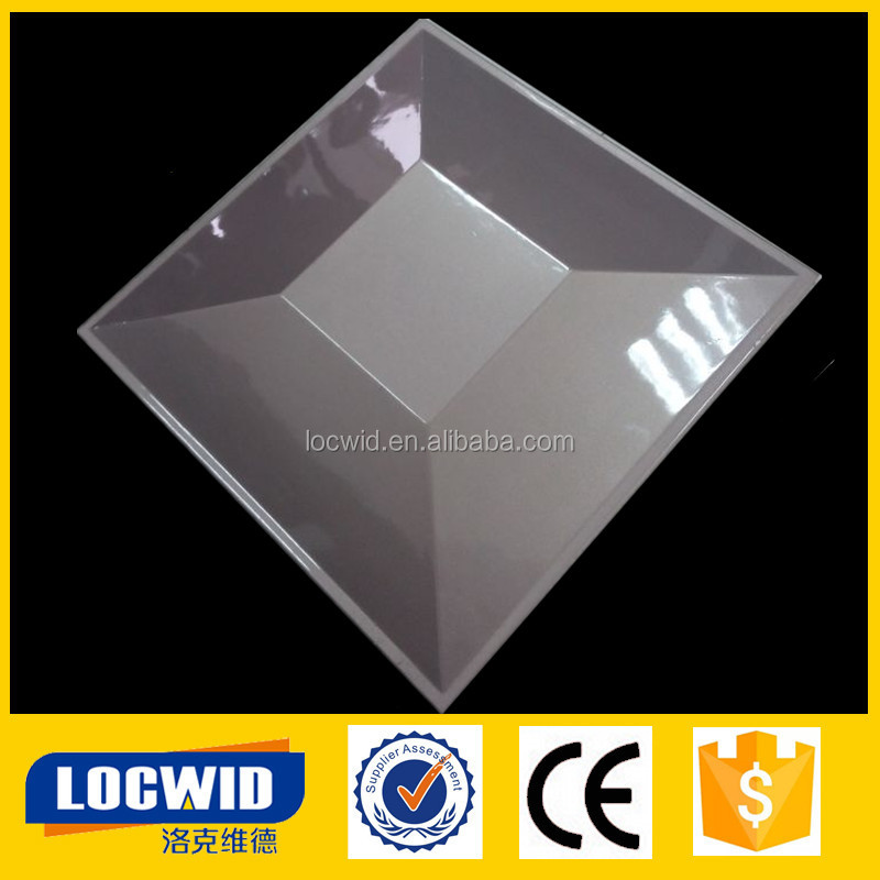 FRP decorative 3d wall panel/Light weight anti-corrosion FRP board