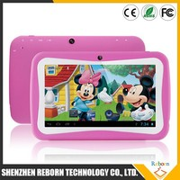 Children Tablet 7 Inch Android 5.1 Qual Core RK3126 1G 8G Kids Tablet
