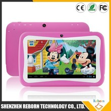 Children Tablet 7 Inch Android 5.1 Qual Core RK3126 8G Kids Tablet