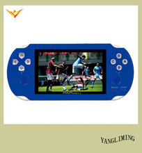 2017 Christmas Gift video game player with MP5 music/movie/ 650 games PAP-gameta II