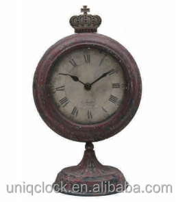 Antique art wall clock&table clock