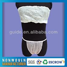 Disposable Nonwoven Traveling Adult Women Sex Underwear