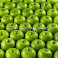 Artificial Green Apple For Christmas Gifts
