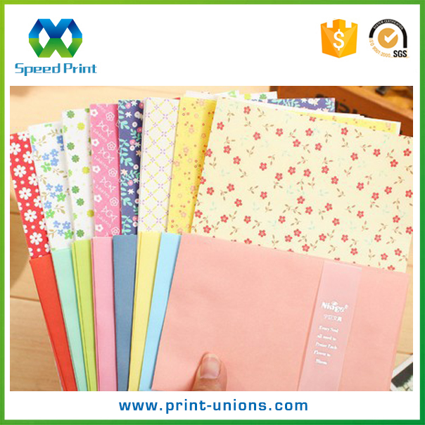 2016 Hot promotional colorful paper a2 envelopes