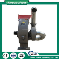 Diesel Corn Cob Crusher Machine