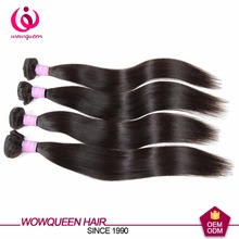 Cheap Double layer straight peruvian 27 piece hair weave short hair styles