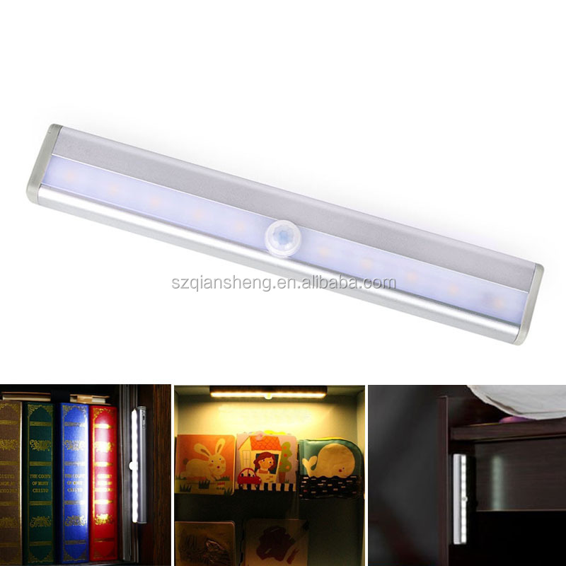 USB Rechargeable  Motion Sensor Closet Lights Cabinet Light