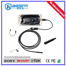 BESNT 2m smartphone Endoscopic camera 5.5MM LENS OTG micro-usb endoscope BS-GD33