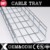 hdg cutting cable tray wire mesh cable tray support