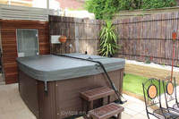 SPA JY8018 free stand sex massage outdoor spa/5 person balboa hot tub
