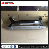 from China Plastic Accessories bumper body spoiler for MG GS
