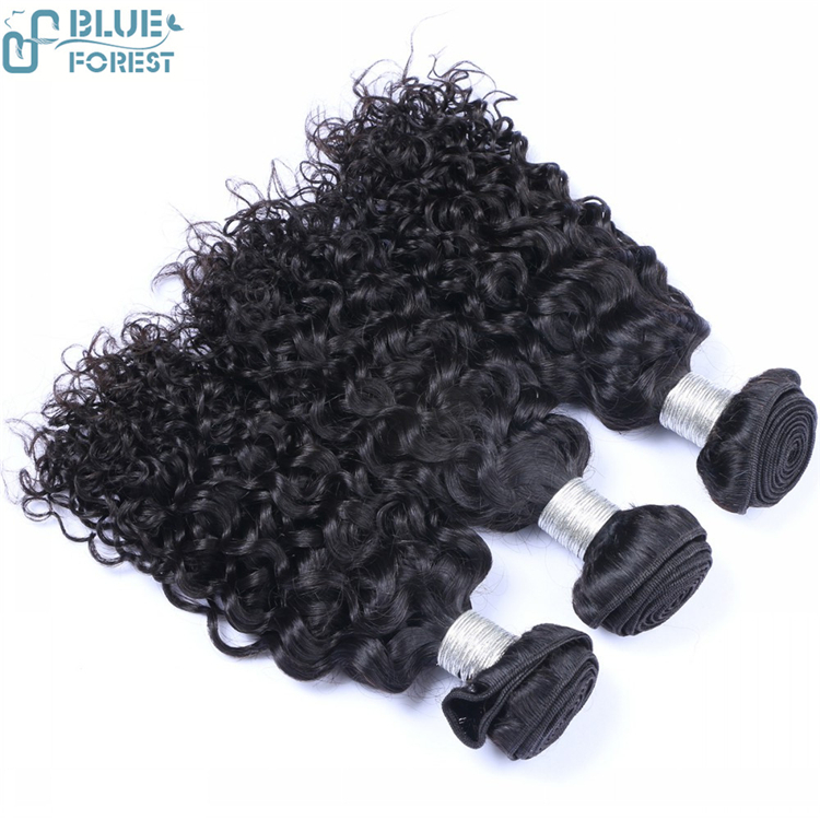 2016 Alibaba Express wholesale cheap price deep curly bundle hair vendors